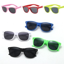 2020 Fashion Brand Kids Sunglasses Child Black Sun Glasses Anti-uv Baby Sun-shading Eyeglasses Girl