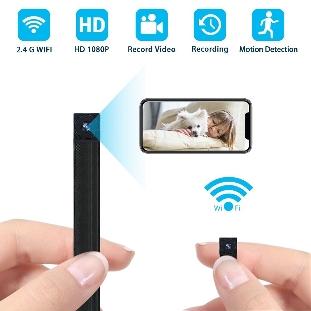 Yoothi Mini WIFI Camera Full HD 1080P Smallest Video Recorder Mini DVR Camcorders Tuya Micro Camera IP WIFI Secret Camera Module enlarge