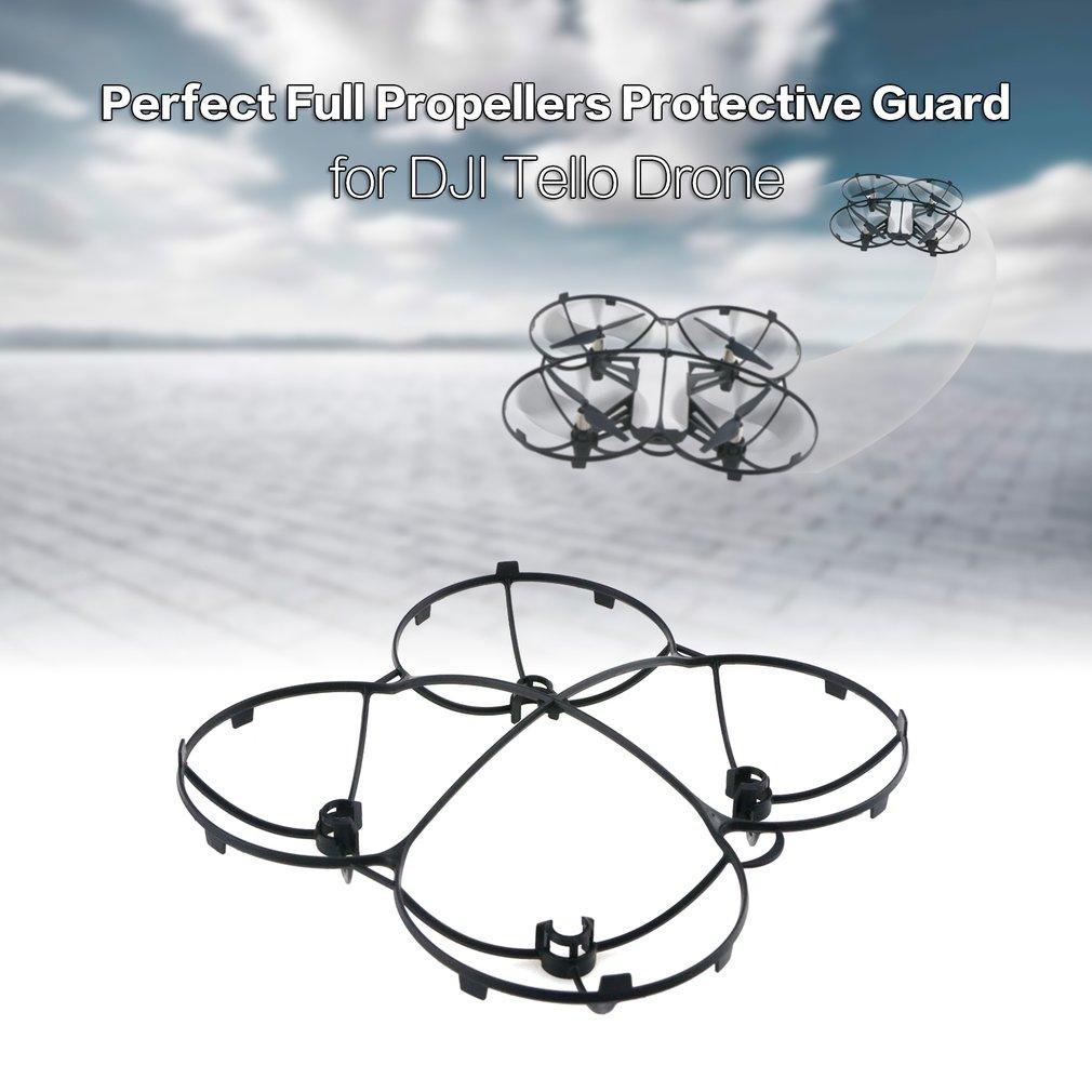 Hélice hoja Prop cubierta de protección hélices Protector para anillo piezas de repuesto para DJI Tello RC Drone