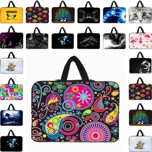"""Universal 17"""" 16"""" 15.4"""" 15.6"""" 14"""" 13.3"""" 13"""" 12"""" 11.6"""" 10"""" Laptop Notebook Carry Bag Computer Cover Case Pouch Accessories Pouch"""