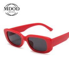 2020 Square Rectangle Sunglasses Women Vintage Sun Glasses For Men Luxury Brand Travel Retro Oculos