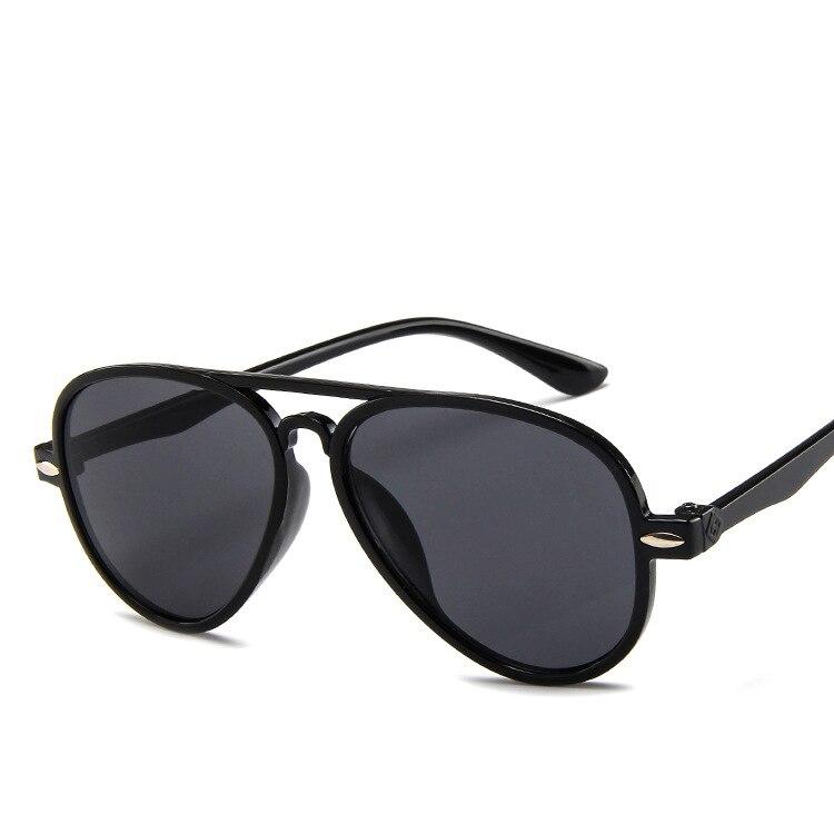 Fashion Boys Sunglasses Kids Aviation Style Children Sun Glasses Brand Design 100%UV Protection Glas