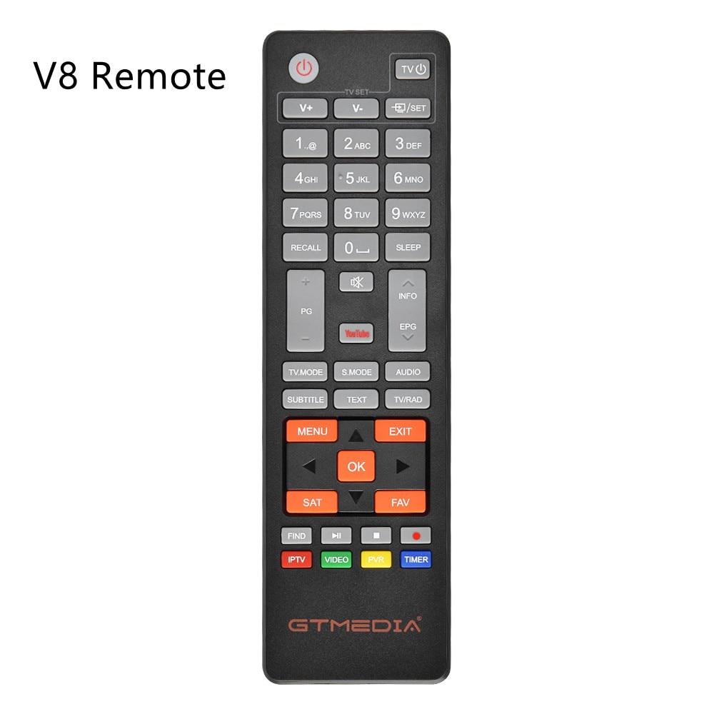 HD Satellite TV Receiver Remote Control For GTMEDIA V8 Nova And Freesat V7SHD V8 Golden V8 Nova V9 S