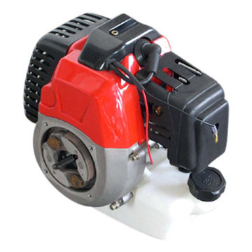 New Model 52CC Gasoline Engine without Transimission Plate,for Brush Cutter,Grass Trimmer Earth Auger недорого
