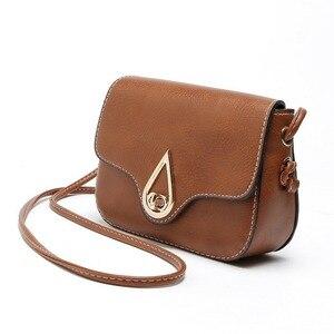 Four Seasons All-match Fashion Sell Like Hot Cakes Retro Lady Bags Hardware Transfer Deduction Diagonal Bag Small Shoulder