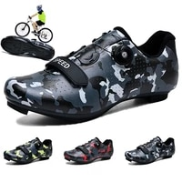 professional ultralight cycling shoes men outdoor racing mtb cleat shoes breathable bicycle sports sneakers road bike
