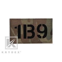 Callsign Moral Patch 1B9/2B9/3B9/6B9 MID Buchstaben Taktische Zubehör Abzeichen Haken & Loop Für Militärische verschluss Paintball Airsoft MC
