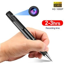 Mini Camera Full HD 1080P Pen Camera Portable Micro DV Video Audio Voice Recorder Secret Outdoor Gad