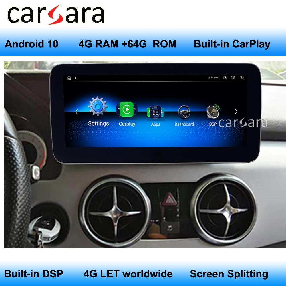 Für Mercedes GLK Steuergerät Android X204 Navigation Auto Video Sound Unterhaltung System Dashboard Nach-markt Display