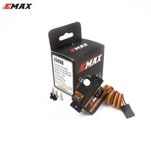 100% Original EMAX ES09D 11.6g dual-bearing specific swash servo for 450 helicopters 2.5 Kgf.cm 0.10 Sec/60° at no load