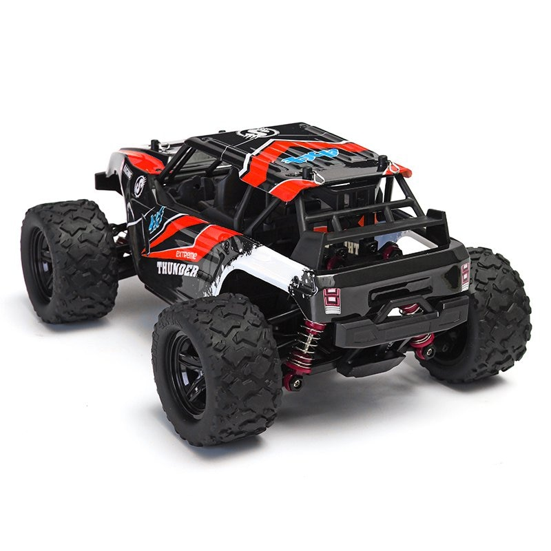 RC Car 1:18 HS 18311/18312 45km/h 2.4Ghz 4CH 4WD Remote Control Car High Speed Climber Crawler RC Vehicle Model Toys for Kids enlarge