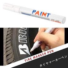 Car Styling Colorful Waterproof Pen for renault scenic passat fiat 500x mitsubishi outlander Vesta lada accessories