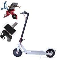 Amalibay support Scooter pour Xiaomi M365 Scooter électrique pour M365 Pro Scooter support de support de téléphone Mobile réglable anti-dérapant