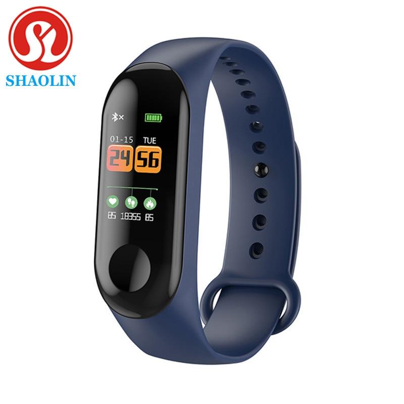 SHAOLIN Smart Band Wristband Heart Rate Activity Fitness Tracker Smart Band Smart Bracelet Sport Sma