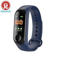 SHAOLIN Smart Band Wristband Heart Rate Activity Fitness Tracker Smart Band Smart Bracelet Sport Smartwatch