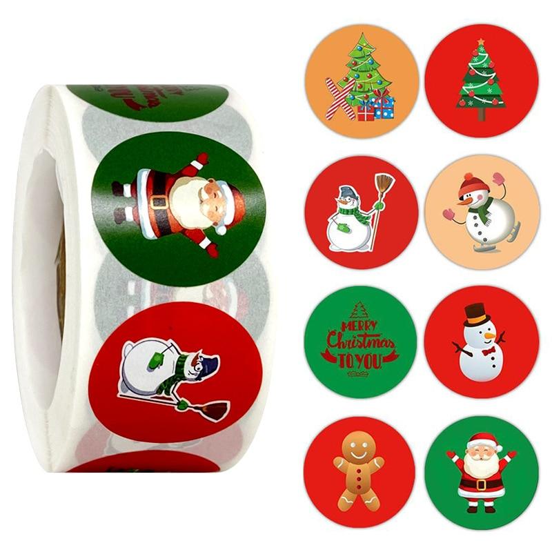 adesivos de recompensa para decoracao de natal adesivos de papel kawaii para decoracao