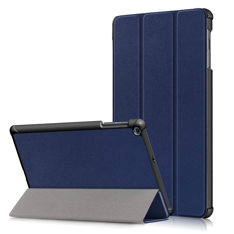 Adequado para samsung galaxy tab um 10.1 2019 t515 estojo de couro t510 tablet caso pc