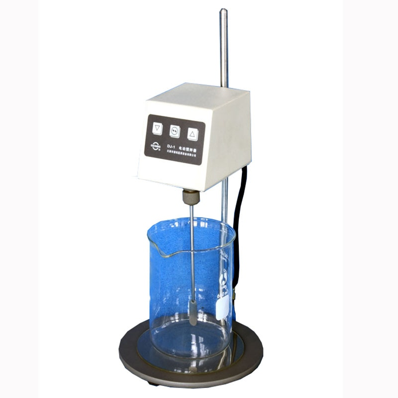Electric Magnetic Stirrer Mixer with Maximal Capacity 1000ml Configure Large And Small Stirring Paddles