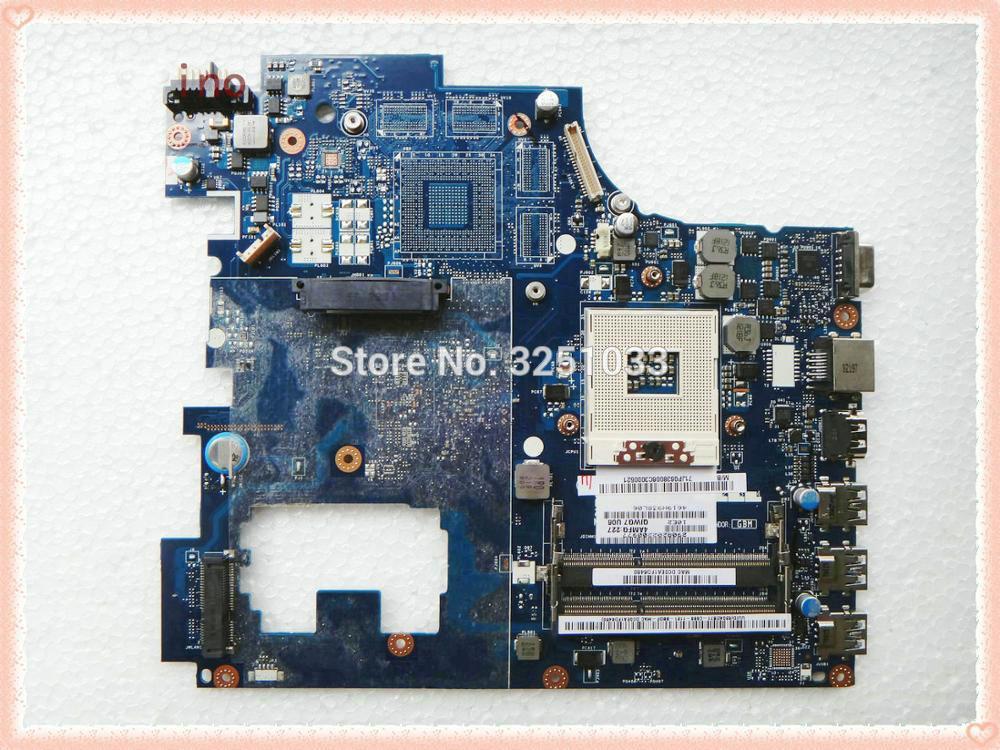 QIWG7 LA-7983P لينوفو G780 دفتر G780 LA-7983P اللوحة المحمول المتكاملة DDR3 HM76 اختبار بالكامل