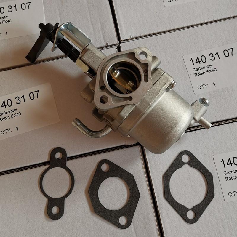 Carburador ex40 para robin subaru ex40 carburador bomba gerador oem carby ferramentas elétricas de concreto industrial carb assy