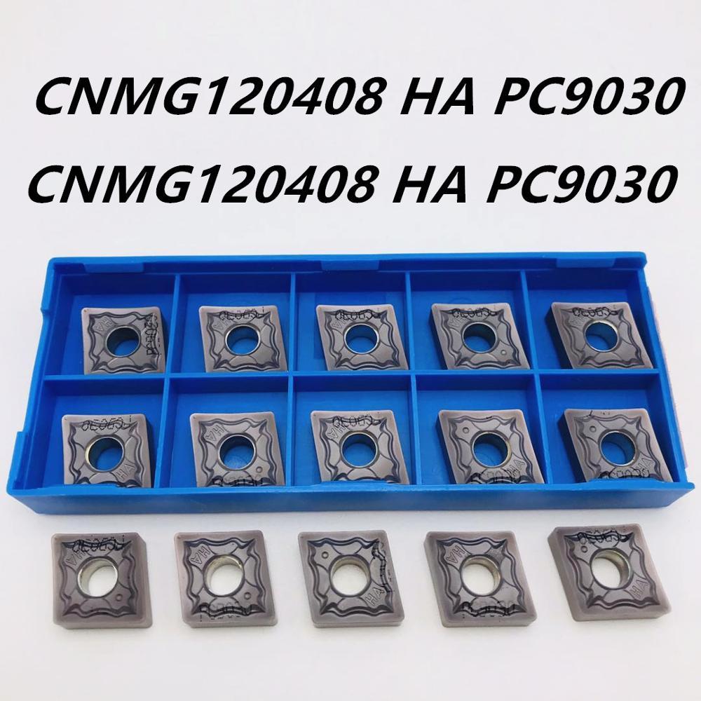 High quality CNC lathe tool CNMG120408 HA PC9030 high quality universal lathe tool CNMG120408 machine tool accessories tool