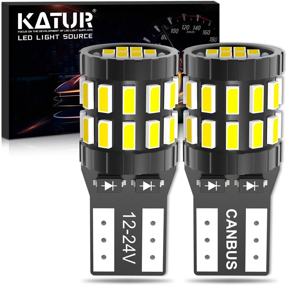 2 шт. Canbus T10 W5W 194 2825 светодиодный габаритный фонарь для Toyota Corolla Camry Highlander Reize Crown Prado Prius Rav4