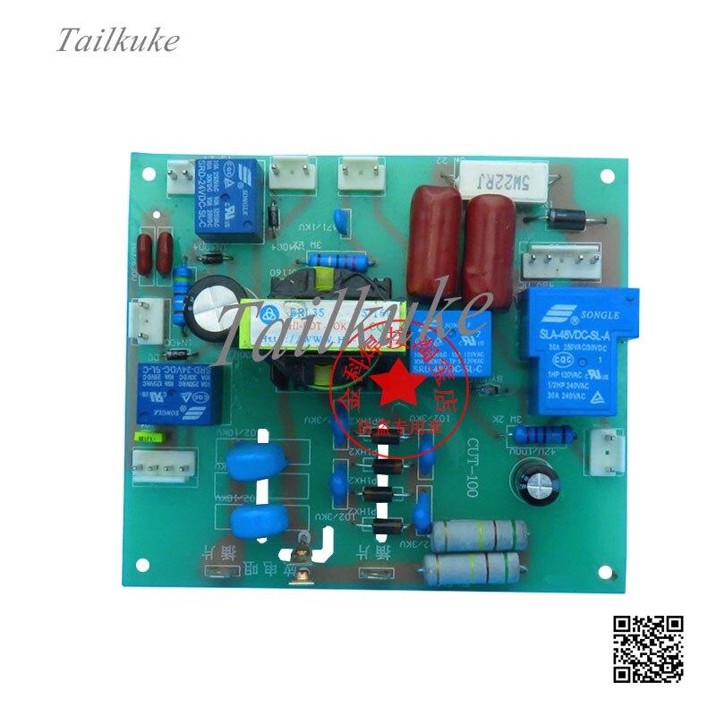 Placa de circuito de controle da manutenção da placa da ignição do arco da máquina de corte do plasma do ar do inversor LGK-60/100
