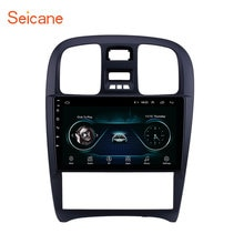 Seicane 9 Inch Android 8.1 Auto Gps Navigatie Radio Multimedia Speler Voor Hyundai Sonata 2003-2009 Ondersteuning Carplay Tpms dvr
