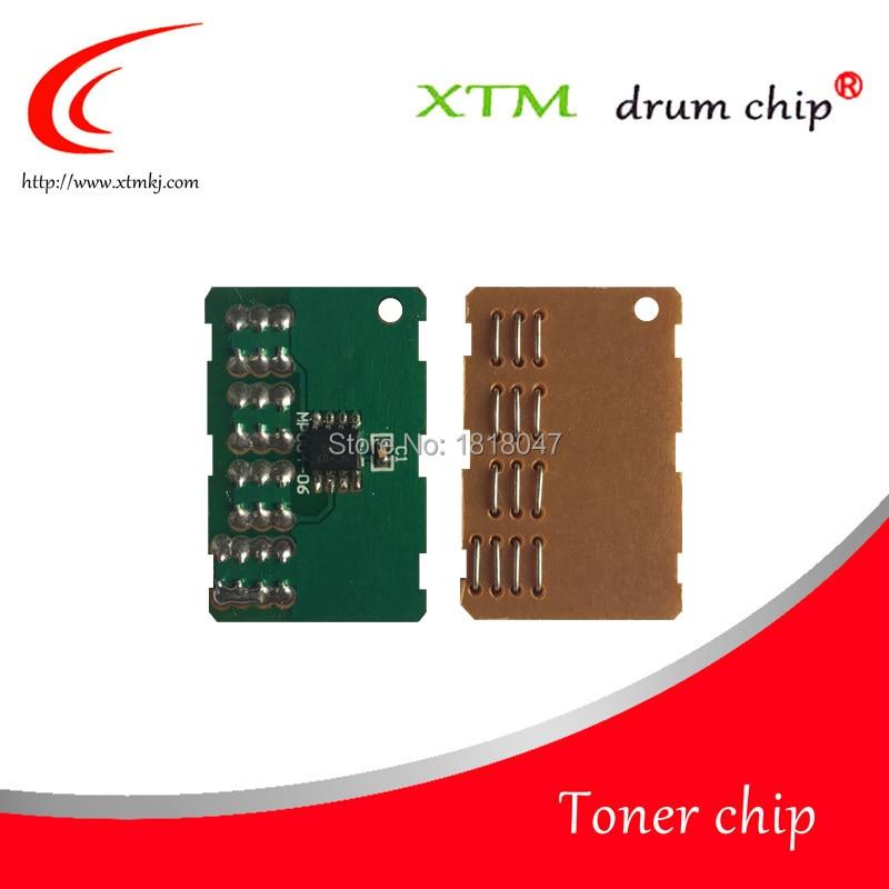 Compatible con CWAA0762 chips para Tóner para xerox Phaser 3435 4K cartucho chip para resetear conteo