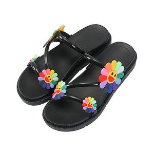 2021 Women Summer Slippers Fashion Outdoor flat Slippers Bestseller Leisure slippers