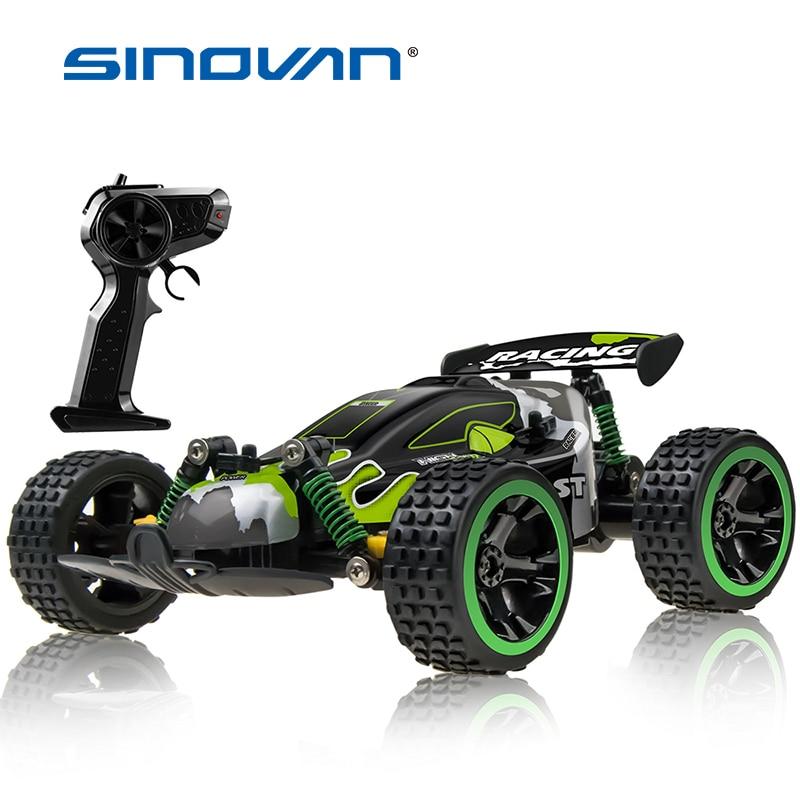 Sinovan RC רכב 20km מהירות רכב רדיו נשלט מכונה שלט רחוק מכונית צעצועים לילדים ילדים RC להיסחף wltoys