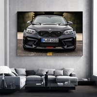 retro collection bmw power m3 e30 super racing car painting poster wall art picture prints canvas living home room decor vintage