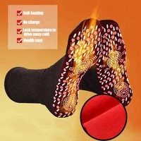 hot self heating magnetic socks for women self heated socks tour magnetic therapy comfortable winter warm massage socks