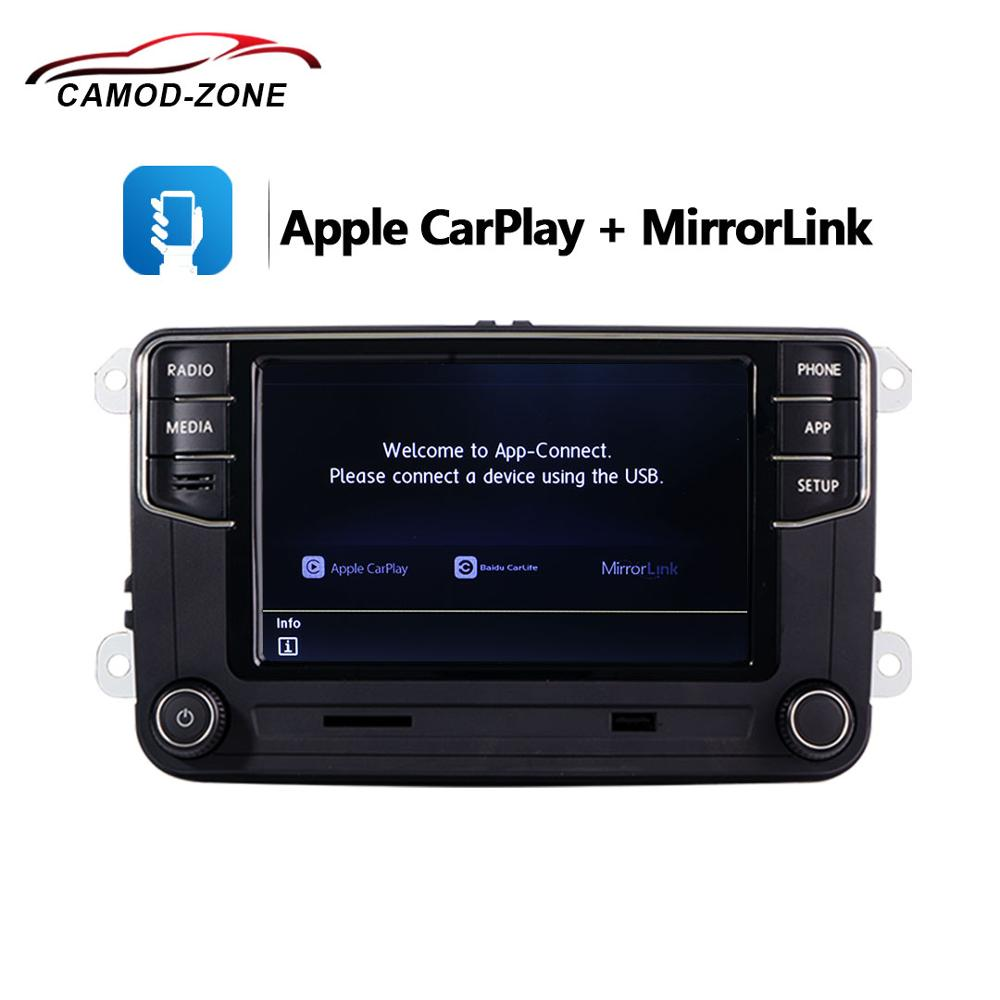 MIB RCD360 Carplay Car Radio 6RD 035 187B Noname RCD360 For VW Golf 5 6 Jetta MK5 MK6 Polo Passat B6 B7 CC Tiguan Touran