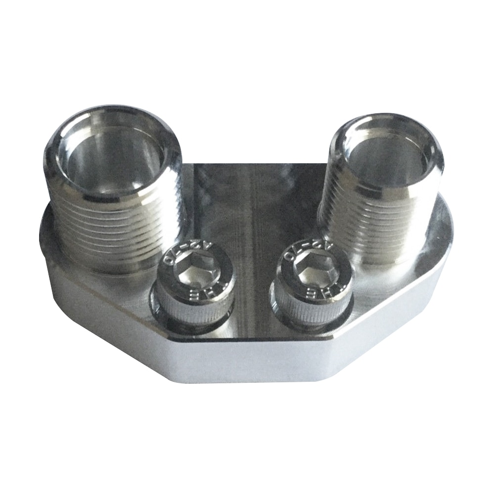 Adaptador de compresor de aire SD7B10 7176 de fácil instalación, Conector de bloque, accesorios de coche, accesorio de manguera duradero, repuesto de coche para Sanden