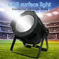 High Power 200W C0B LED Par RGBWA + UV 6IN1 Mix Verlichting Lamp DMX512 Kanaal Voor Stage Effect DJ disco Verlichting Party Lich