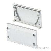 019887 plug lightproof klus-power-w70 (ARL plastic)-2 pcs. Arlight