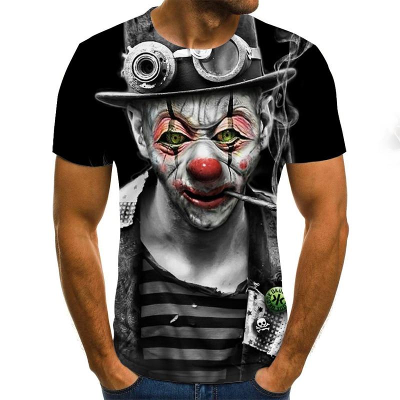 Camiseta de манга corta para hombre y mujer, Camiseta с принтом 3dt, camiseta informal с 3d принтом в стиле хип-хоп, новинка