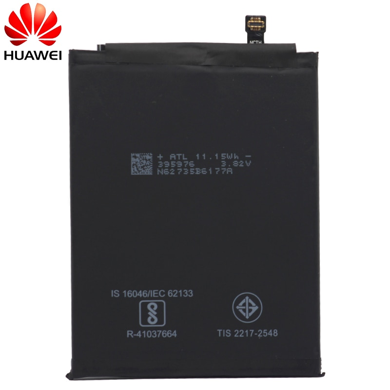 Original Huawei Nova Enjoy 6S Honor 6A 6C 7A 7S 8A Y5/Y6 Pro 2017 P9 Lite mini Phone Battery HB405979ECW 3020mAh Free Tools enlarge