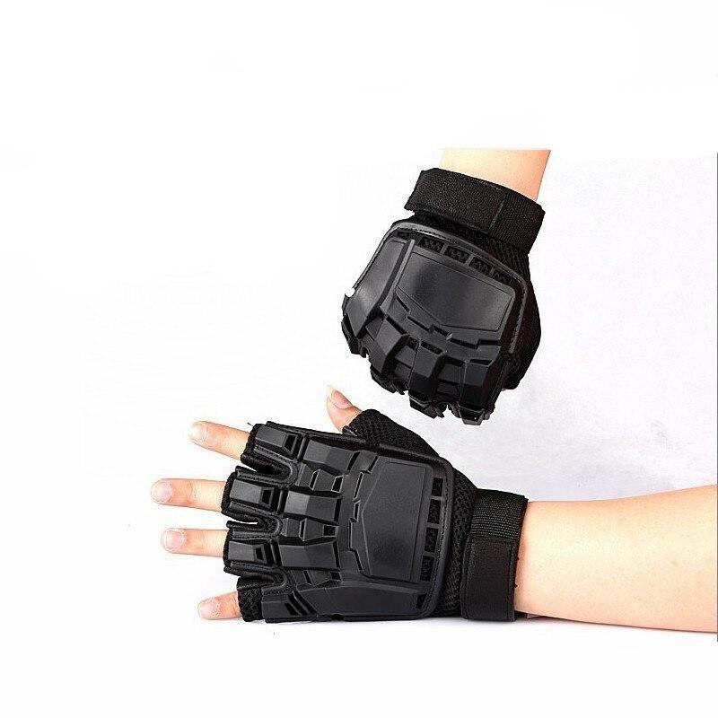 Купить с кэшбэком Gym Gym Fitness Weight Lifting Gym Bodybuilding Training Sports Workout Gloves Men and Women Sports Workout M / L / XL