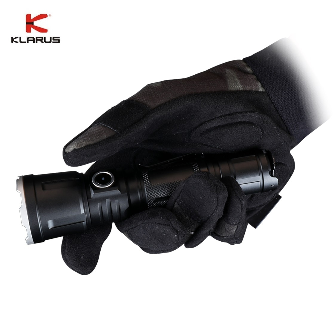 KLARUS XT11X Tactical Flashlight CREE XHP70.2 3200 Lm  High Power Rechargeable Flashlight with 18650 Battey for Search & Rescue enlarge