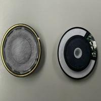 2pc hifi 40mm headphone driver 32ohm headset speaker unit for bw p7 bluetooth earphone diy speaker repair parts high quality