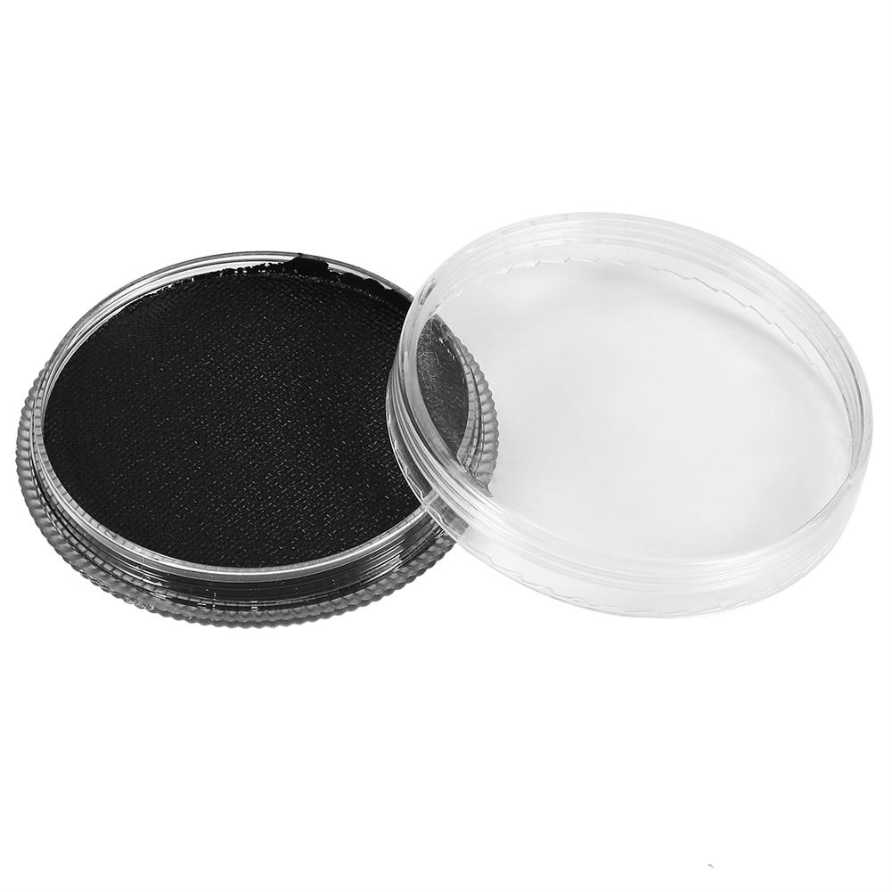 Pigmento de pintura corporal a base de agua profesional de 2 colores herramienta de maquillaje de Color de cara de escenario no tóxico e inofensivo pintura de pigmento corporal