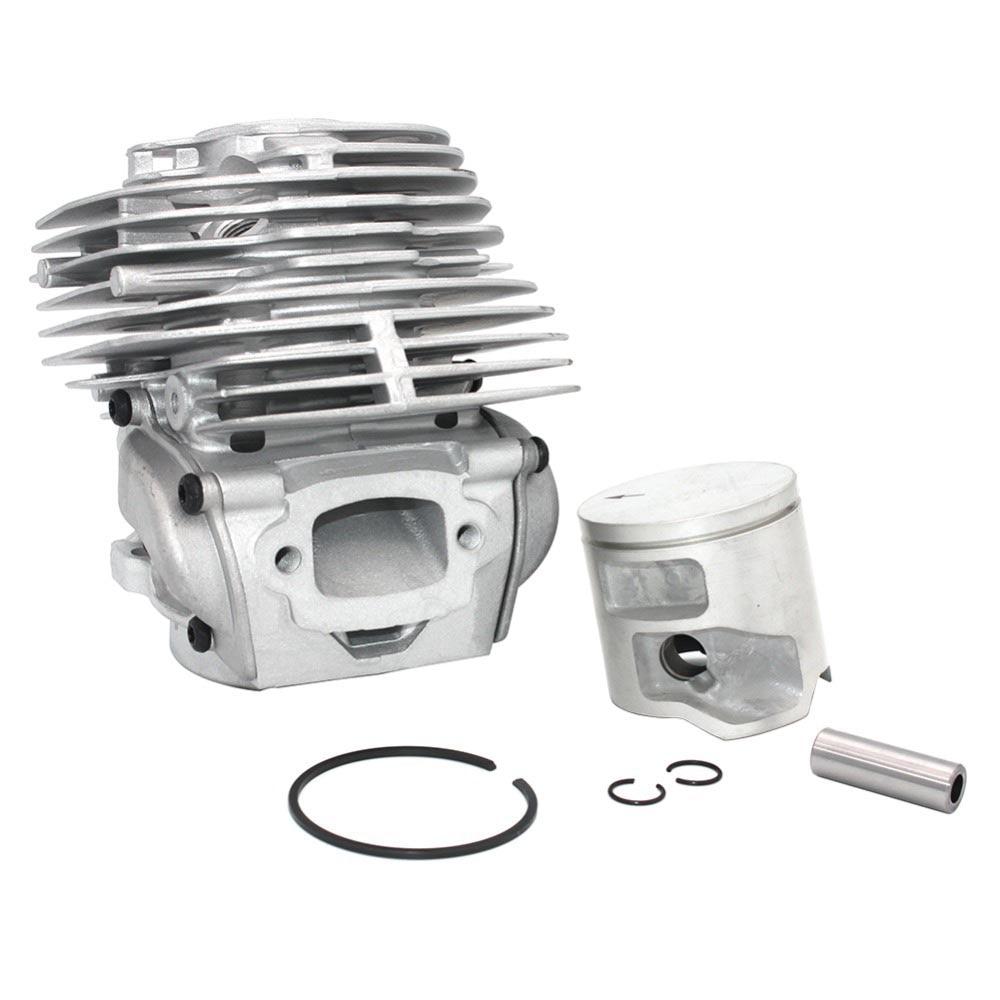AliExpress - Cylinder Kit For Husqvarna 555 560 560XP 562 JONSERED CS2258 CS2260 Quality 46MM Cylinder Piston Kit For Husqvarna Chainsaw