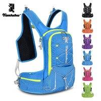 Рюкзак для спорта на открытом воздухе, Сверхлегкий велосипедный жилет для езды на велосипеде, водонепроницаемая сумка, рюкзак для бега, аль...