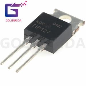 10 шт. TIP102 TIP120 TIP122 TIP127 TIP142 TIP147 LM317T IRF3205 транзистор TIP142T TIP147T