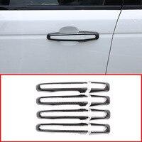Car Parts Door Handle Decoration Cover Trim ABS Chrome For Land Rover Discovery Sport/4 5 LR5 LR4 Range Rover Sport Evoque Vogue