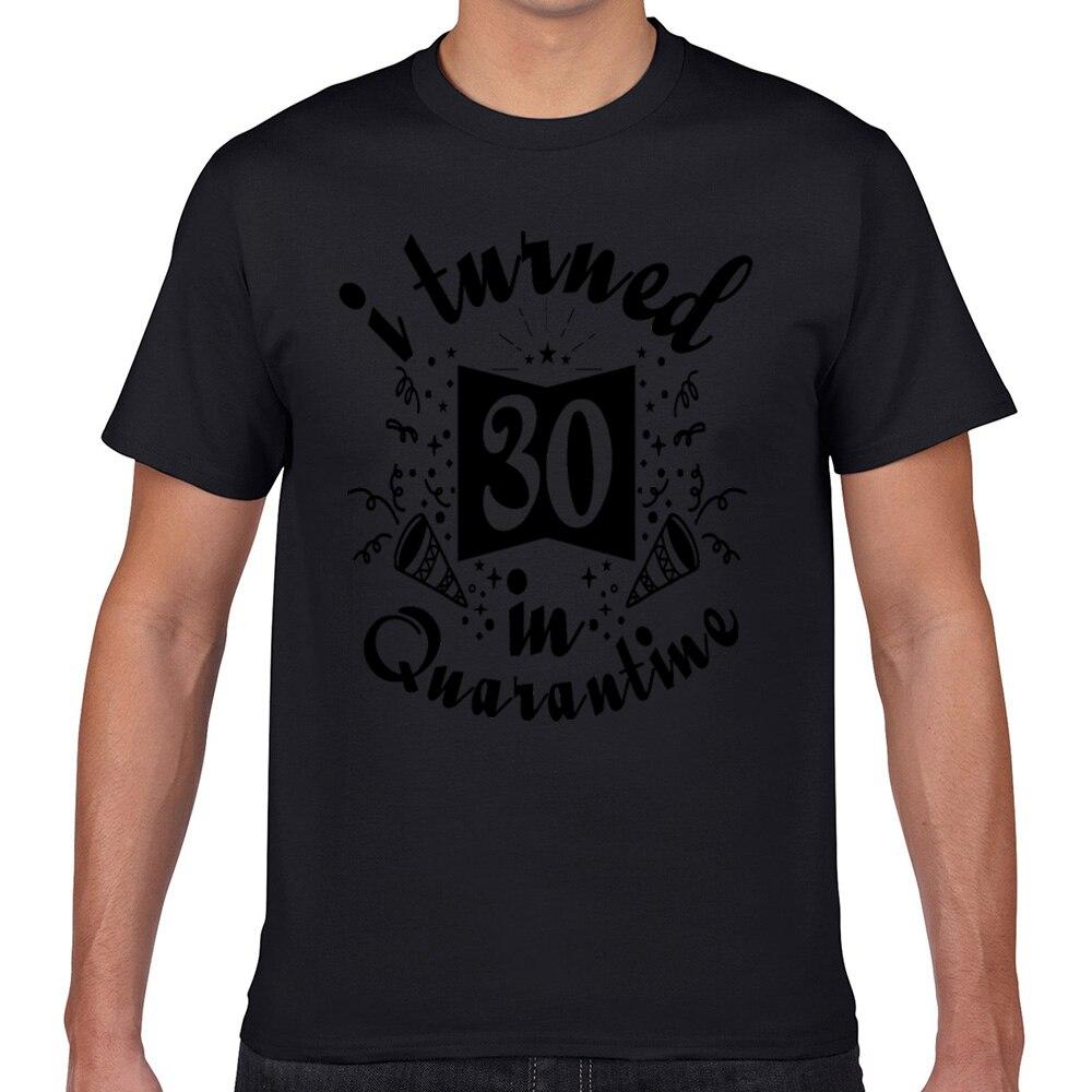 Camiseta para hombre, camiseta retro para cumpleaños con inscripción de 30 años, Camiseta de algodón Geek XXXL para hombre
