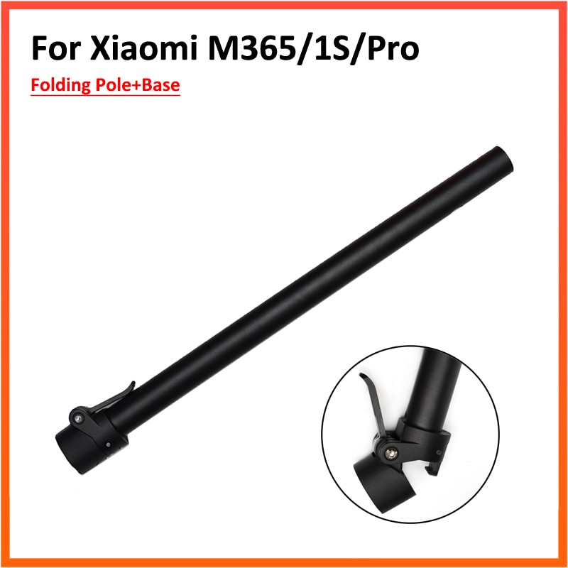 Folding Pole Base Replacement Parts for Xiaomi M365 Electric Scooter Part Standpipe Folding Pole Sta