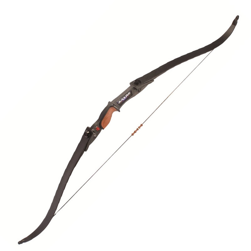 New Double Arrow Stand Recurve Bow 25bls Right Left Handed Archery Bows Training For Hunting And Shooting Wholesale